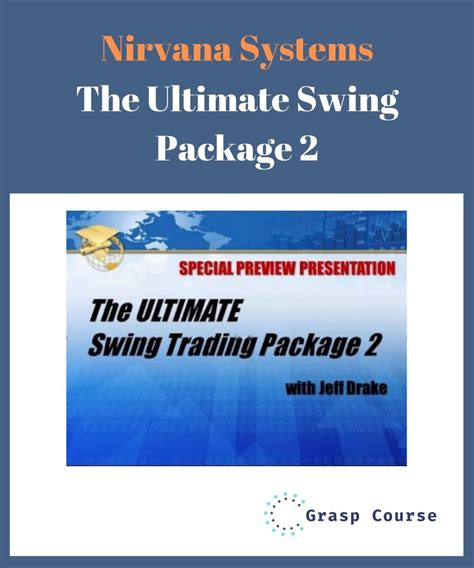 [pdf] The Ultimate Swing Trading Package - Nirvana Systems Inc .